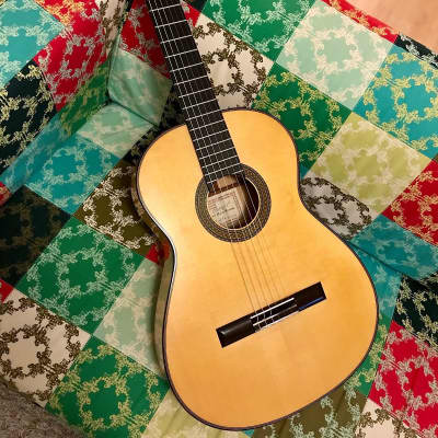 Antonio Marin Montero Flamenco Cypress (Blanca) 2016 French Polish for sale