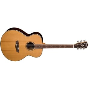 Washburn WG26S Tahoe Deluxe Grand Auditorium Natural