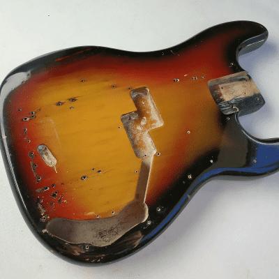 Fender Precision Bass Body 1970 - 1983