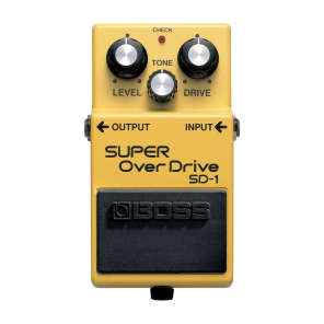 BOSS SD-1 Super OverDrive for sale