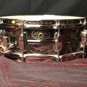 Tama  Kenny Aronoff Signature Trackmaster Snare Drum