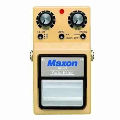 Maxon AF-9 Auto Filter Nine Series FX Pedal for sale