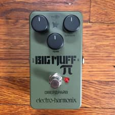 Electro-Harmonix Green Russian Big Muff Reissue
