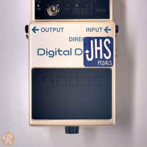 """JHS Boss DD-3 Delay w/ """"Dual Mode"""" Mod"""