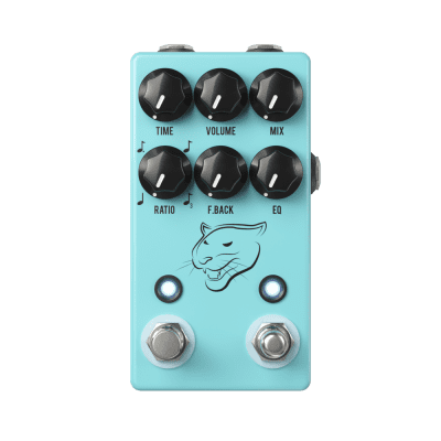 JHS Panther Cub v2 Analog Delay w/Tap Tempo