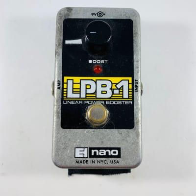 Electro-Harmonix LPB-1 Linear Power Booster Nano