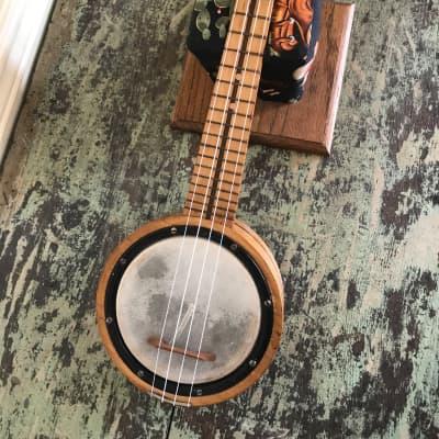 1920s Unmarked Banjo Ukuele - California / La Pacific Type - Nice for sale