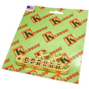 Kluson KLP-1201G Standard Nashville Tune-O-Matic Bridge