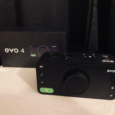 Audient EVO 4 - Portable Audio Interface