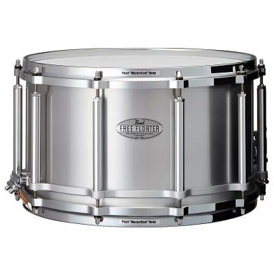 "Pearl FTAL1480 Free-Floating 14x8"" Aluminum Snare Drum"