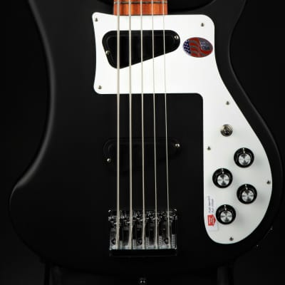 Rickenbacker 4003S/5 - Matte Black