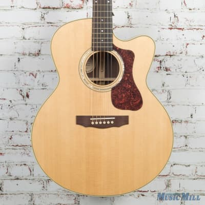 Guild F-150CE Westerly Jumbo Acoustic/Electric Guitar 3843505821-MSRP $1,530 for sale