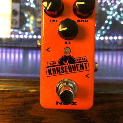 NUX Konsequent NDD-2  Delay
