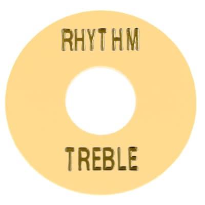 Allparts Plastic Rhythm/Treble Ring