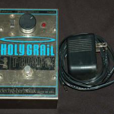 Electro-Harmonix Holy Grail 1990s Silver/Black