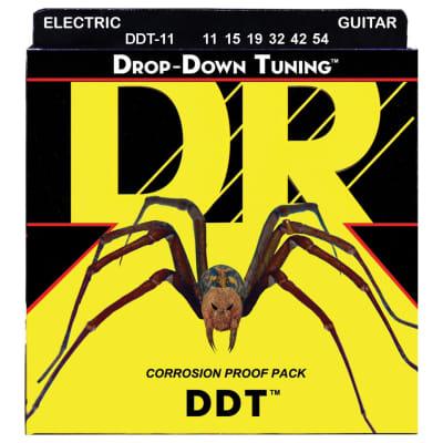 DR Strings DDT-11 Drop Down Tuning Electric Strings