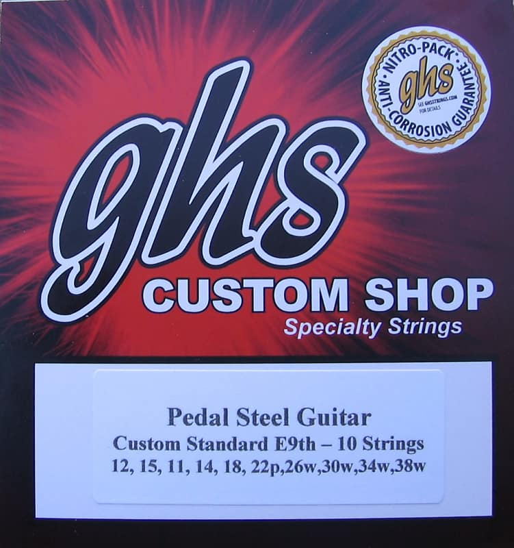 GHS Boomers Electric Guitar Strings Coated CB-GBXL 9-42