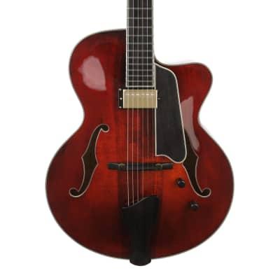 Eastman AR805CE Hollowbody Archtop Guitar - New