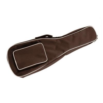 Allparts CP-9968-000 Soft Gig Bag for Ukulele Brown