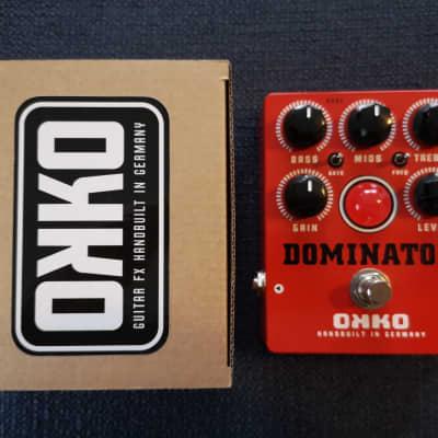 OKKO Dominator Mk II Red 2018 for sale