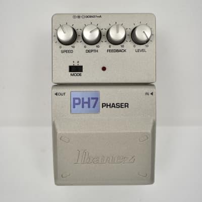 Ibanez PH7 Phaser Pedal