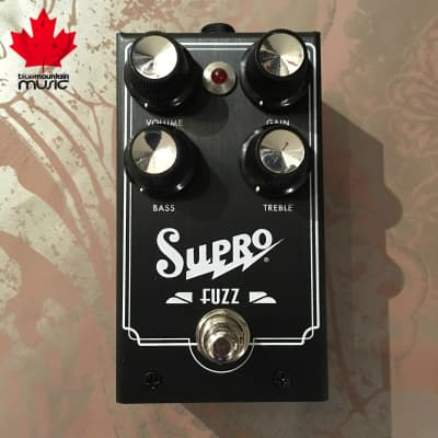 Supro Fuzz Pedal for sale