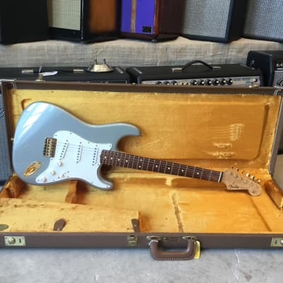 Fender Robert Cray Inca Silver 1998 for sale