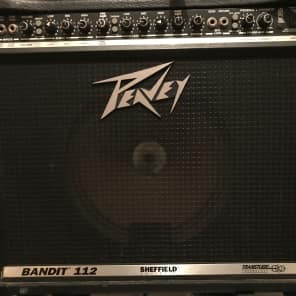 Peavey Bandit 112 Sheffield Equipped 80-Watt 1x12 Guitar Combo 1990s