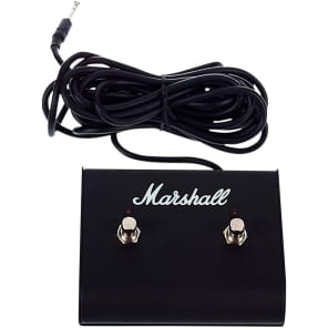 Marshall M-PEDL-91003 2-Way Amp Footswitch with LEDs