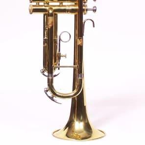 King Student Model 601 Bb Trumpet