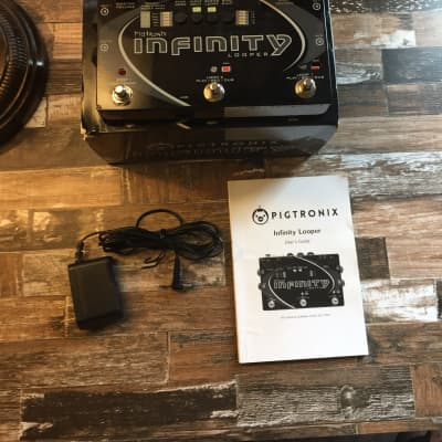 Pigtronix Infinity Looper - Includes Accessories!