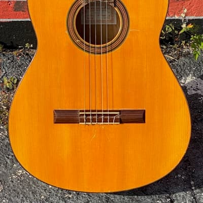 Conde Hermanos  Flamenco Guitar 1968 fabulous Cedar & Cypress for sale