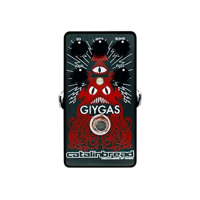 Catalinbread Catalinbread Giygas Fuzz Effect Pedal for sale