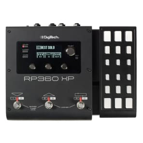 Digitech RP360XP Multieffect w/Expression Pedal for sale