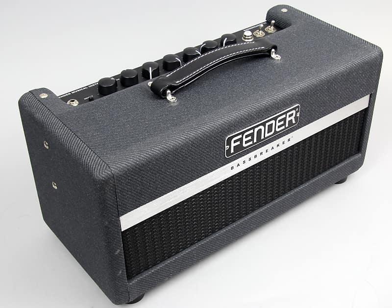Store Demo | Fender Bassbreaker 15 Head image