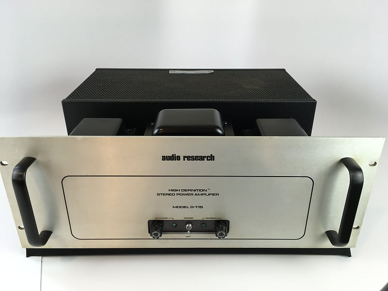 Used audio research tube for Sale | HifiShark com