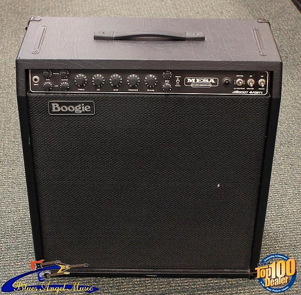mesa boogie rocket 440 4 forty guitar tube combo amp 410 reverb. Black Bedroom Furniture Sets. Home Design Ideas