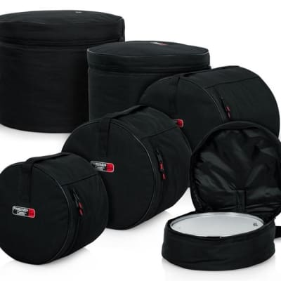Gator GP-STANDARD-100 5-Piece Drum Bag Set