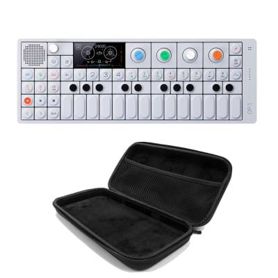 Teenage Engineering OP1 Synthesizer / Sampler / Controller Keyboard w/ Case