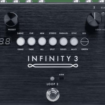 Pigtronix Infinity 3 Looper Pedal