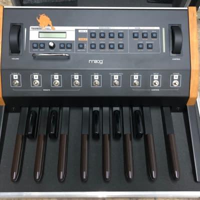 MOOG  Taurus III Bass Pedals w/Case