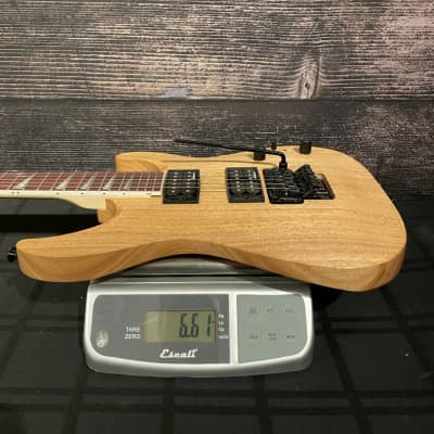Jackson JS Series Dinky Arch Top JS32 DKA Electric Guitar Natural Oil