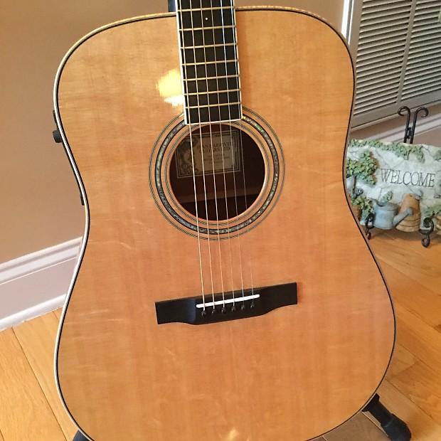 larrivee d 05 guitar bearclaw spruce top reverb. Black Bedroom Furniture Sets. Home Design Ideas