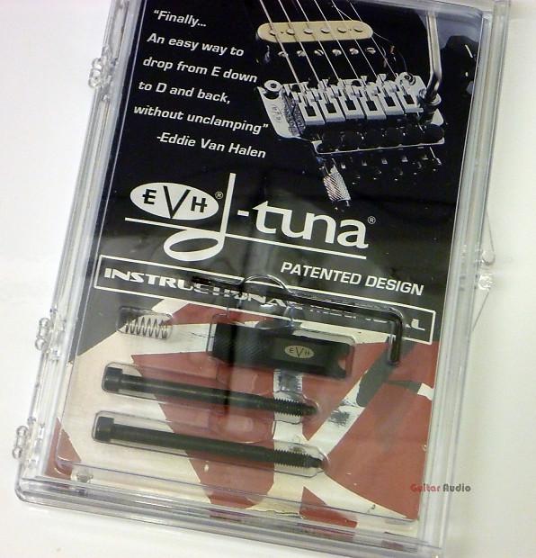 EVH Van Halen BLACK D-Tuna Drop Tuner for Locking Trem Floyd Rose Tremolo DT100B