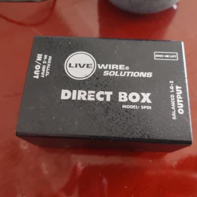 LiveWire Direct Box - SPDI