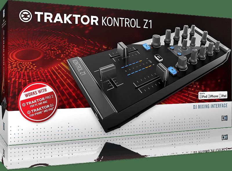 Native Instruments Traktor Kontrol Z1 | AWET Music