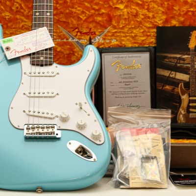 FENDER USA Custom Shop 1960's NOS Stratocaster