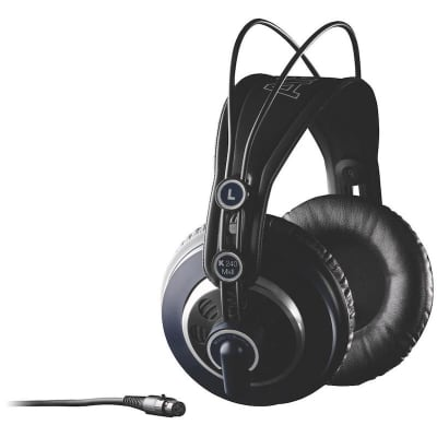 AKG K240 MKII Professional Semi-Open Stereo Headphones