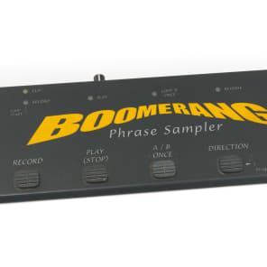 Used Boomerang Phrase Sampler