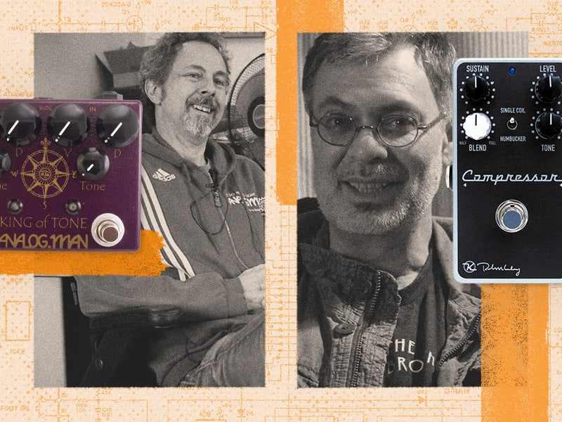 12 Pedal Brands Share Their Origin Stories